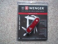 Victorinox Swiss Army Pocket Knife Evolution Scout S15 Wenger