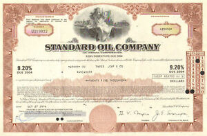 Standard-Oil-Company-gt-1970-039-s-stock-bond-certificate-share