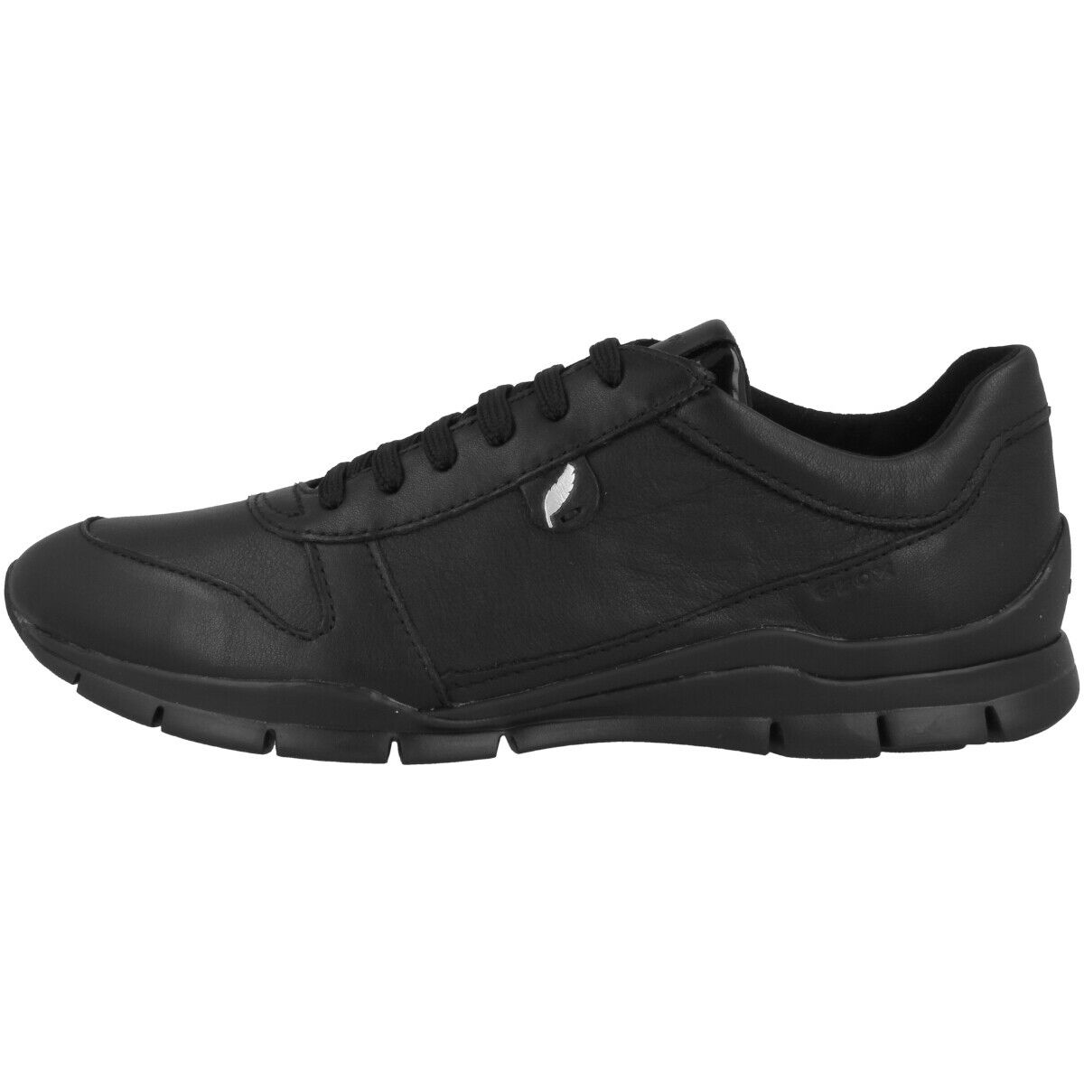 Geox D Sukie a shoes Women's Sneakers Casual Casual Casual Trainers Black D52F2A00043C9996 158818