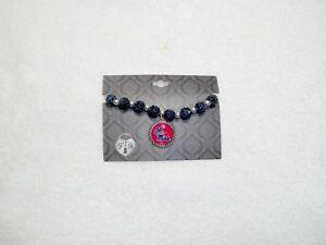 Ole-Miss-Charm-Bracelet-With-Beads