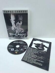 Tupac-Shakur-Thug-Angel-The-Life-Of-An-Outlaw-DVD-Region-4