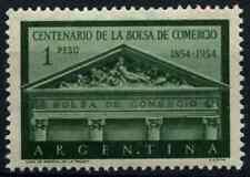 Argentina 1954 SG#860 Stock Exchange MNH #D33020