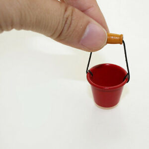 1-12-Mini-Buckets-Dollhouse-Miniature-Toy-Home-Kitchen-Living-Room-Accessorie-Jf
