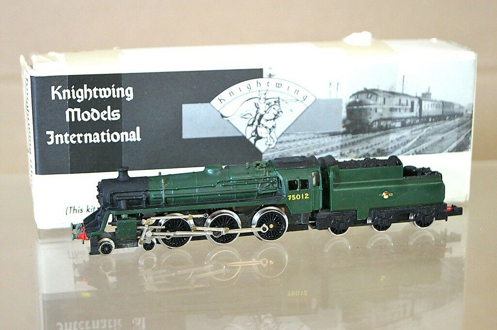 GRAHAM FARISH KIT BUILT LANGLEY BR 460 classe 4MT LOCO 75012 TENDER mz