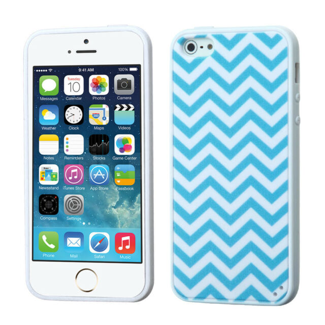 19a56152aba1db for Apple iPhone 4 4s Hard Protector Case Snap on Phone Cover Blue ...