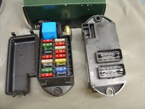 new jaguar fusebox fuses and relay x300 ebay rh ebay ie  john deere x300 fuse box