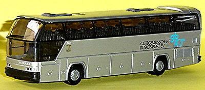Purposeful Neoplan Cityliner N 116 1988 Gütegemeinschaft Buskomfort Silver 1:87 Rietze