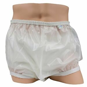 Adult-LeakMaster-Deluxe-Plastic-Protective-Pants