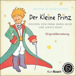 ANNA-MARIA-SAINT-EXUPE-MUEHE-DER-KLEINE-PRINZ-ORIGINALUEBE-2-CD-NEW