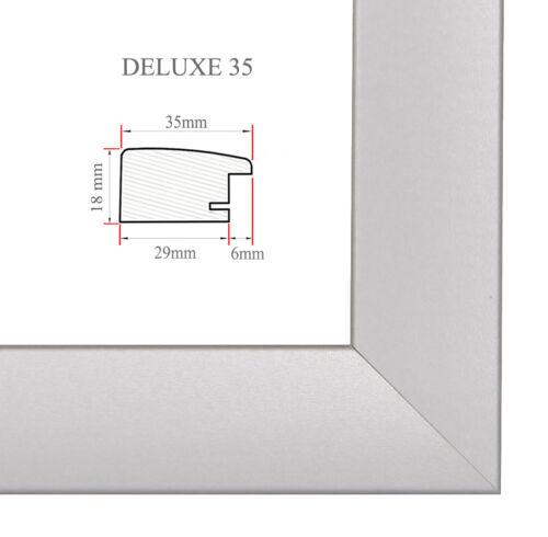 Deluxe 35 cadre photo 50x112 CM ou 112x50 cm photo//GALERIE//poster cadre