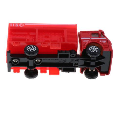 1//72 Alloy Diecast Fire Vehicle Modellbau LKW Auto Kid Spielzeug Spielset