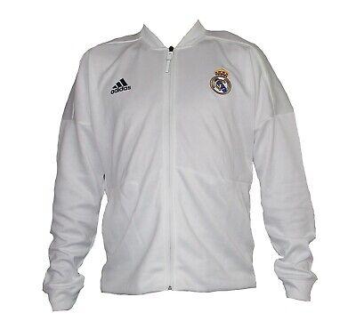 Adidas REAL MADRID ANTHEM JACKET Trainingsjacke |