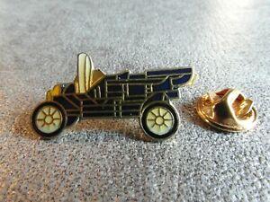 Pin/'s vintage black car