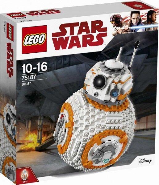 Lego 75187 Star Wars BB-8 neuf -CNB66