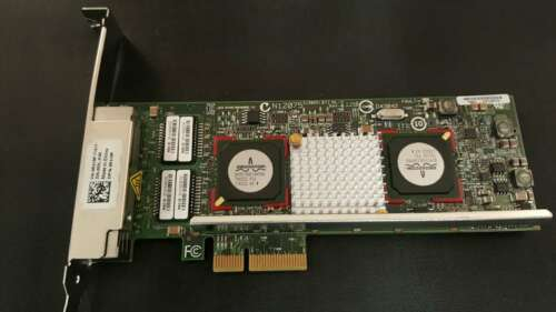 Dell R519P Broadcom Quad-Port PCI-E Gigabit Ethernet Network Interface Card