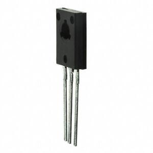 2SA1220 KSA1220 2SC2690 KSC2690 Transistor 160V 1.2A TO-126 ONS RoHS lot de 8