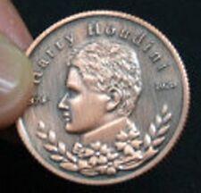DPG HOUDINI COLLECTORS COIN - Bronze