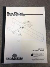 Land Pride Rear Blades Rbt1560 Rbt1572 Amp Rbt1584