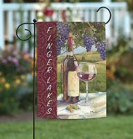 Toland - Vino Finger Lakes - York Regional Wine Garden Flag