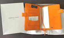 2021 Hobonichi Techo Cousin Ts2021 Seta Leather Planner Cover Original New Nib