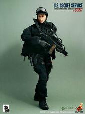 """1/6 Hot Toys Model U.S. SECRET SERVICE HT SWAT Soldier Clothes Set F 12"""" Figure"""
