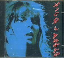 NICO - Live in Tokyo - 1995 DOJO -  SEALED - Velvet Underground - Lou Reed
