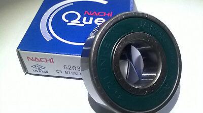 Qt.10 6203-2NSE9 NACHI bearing 6203-2NSE seals 6203-2RS bearings 6203 RS Japan