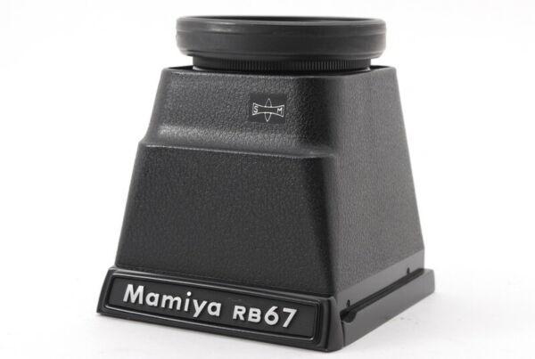 Enthousiaste [ Mint ] Mamiya Rb67 Cheminée Viseur Loupe Capuche Pour Rb67 Pro S Sd De Japon