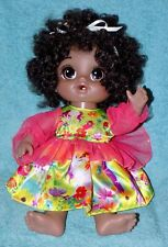 New Forest Mia Baby Alive Once Upon a Baby Black Hair