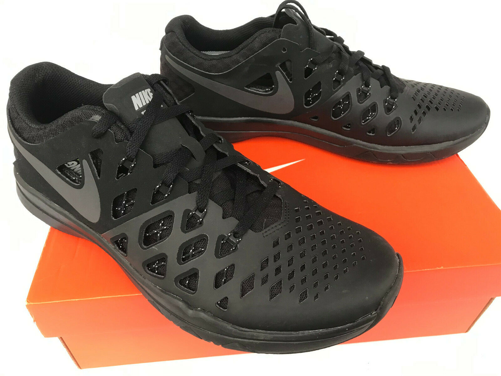 Nike Train Speed 4 Murdered 843937-004 Ninja Training Running shoes Men's 9.5