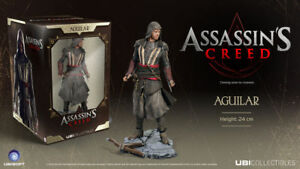 Assassin-039-s-Creed-Movie-Aguilar-Statue-Figure-034-NEW-034-SEALED