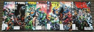 FOREVER-EVIL-1-7-THE-COMPLETE-SET-THE-NEW-52-DC-COMICS