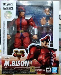 BANDAI Premium S.H.Figuarts Vega Street Fighter Action Figure Bison