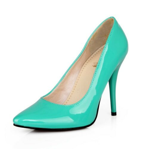 Women Pumps Strappy Stiletto High Heels Party//Wedding Shoes Size free shipping