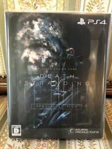 PS4-mort-echouement-edition-speciale-Hideo-Kojima-PlayStation-4-japonais-Ver