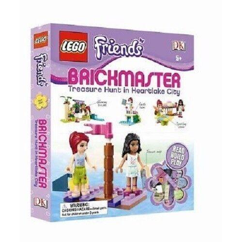 LEGO Friends Brickmaster Hardcover by DK