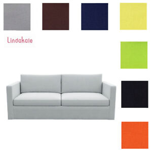 Details Seat Landskrona Custom Ikea Fits Sofa About Made SofaThree Cover f6gY7vbyI