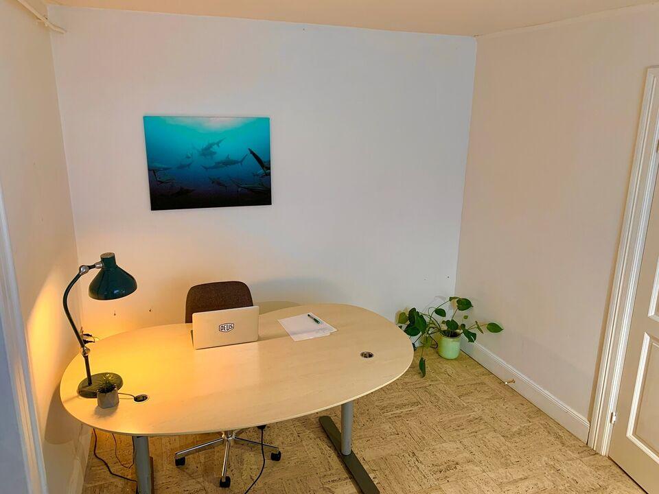 12 m2 kontorlokale