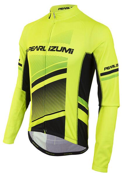 Pearl Izumi 2017 Elite Thermal LTD Cycling Jersey XL Razor Screaming Gelb XL Jersey 9f3fdd