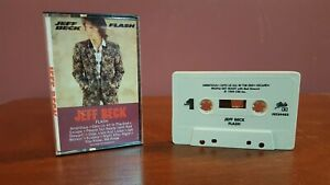 Vintage-Jeff-Beck-034-Flash-034-Tape-Cassette
