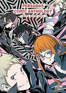 Persona-5-Comic-Anthology-Anime-Manga-Book