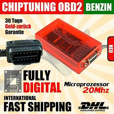Chiptuning OBD2 JEEP COMPASS 2.4 Chip Box Tuning BENZIN LPG OBD 2 II Chippower