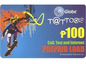 Globe-Load-P100-For-30-Days