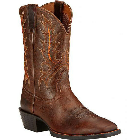 Ariat Mens Sport Outfitter Cowboy Boots