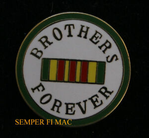 VIETNAM VETERANS BROTHERS FOREVER HAT//LAPEL PIN