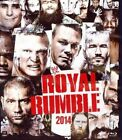 Royal Rumble 2014 Blu Ray Region 1