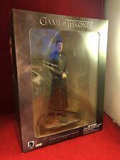 Game of Thrones Petyr Littlefinger Baelish Figure - Dark Horse Deluxe (New)
