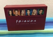 Friends The Complete Series Collection Dvd 2006 40 Disc Set Digipak Back To Back For Sale Online Ebay