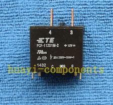 1PC PCDF-112D2M New TE Tyco 10A277VAC