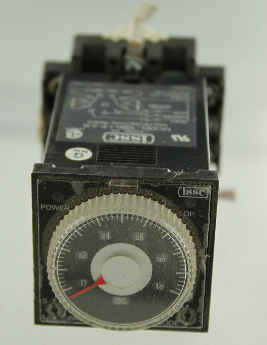 KANSON ELECTRONICS INC ISSC 1090-1-P-3-B MULTIFUCTION TIMER